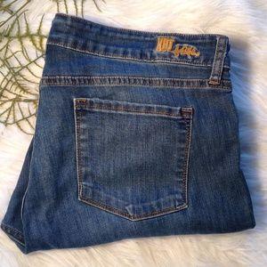 KUT Straight Jeans Size 16